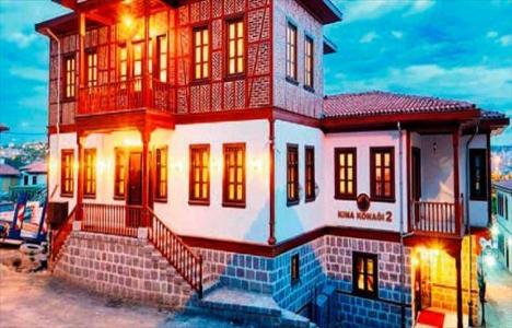 Ankara'daki modern yapılarda
