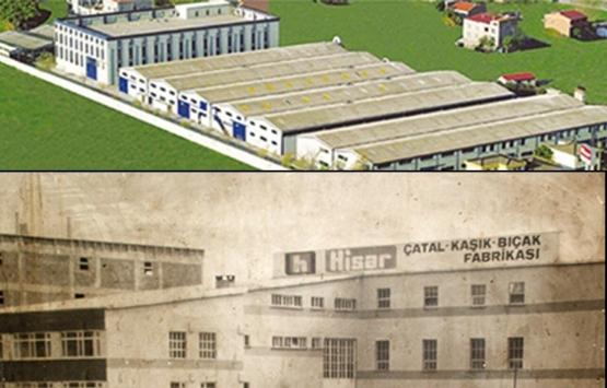 Hisar'ın Esenyurt'taki fabrikası 94 milyon TL'ye satışa sunuldu!