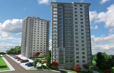 Ankara Pamuk Sitesi' nde daireler 230 bin TL' den başlıyor!