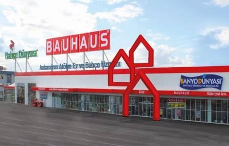 Bauhaus, 16 Mayıs'ta Ankara'da 3. şubesini hizmete açacak!