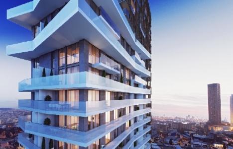 İzmir İncity Evleri satılık daire!