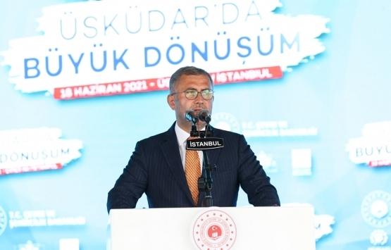 Hilmi Türkmen'den kentsel dönüşüm tepkisi!