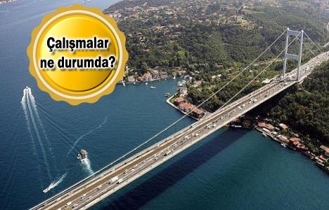 Dolmabahçe-Levazım-Baltalimanı-Ayazağa Tüneli'nde son