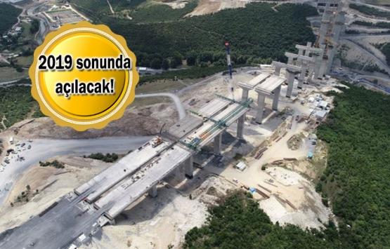 Kuzey Marmara Otoyolu'nda son durum ne?