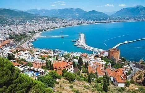 Antalya'da 4.5 milyon