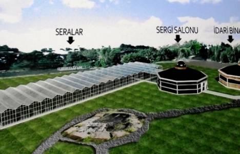 Yalova'da Türkiye Geofit Bahçesi temel atma töreni gerçekleşti!