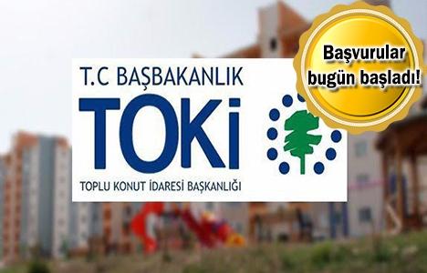 TOKİ İstanbul Ataşehir'de konut satıyor! 298 bin 494 TL'ye!