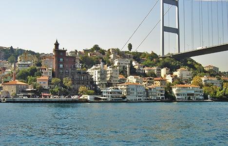 İstanbul Boğazı'ndaki yalılar