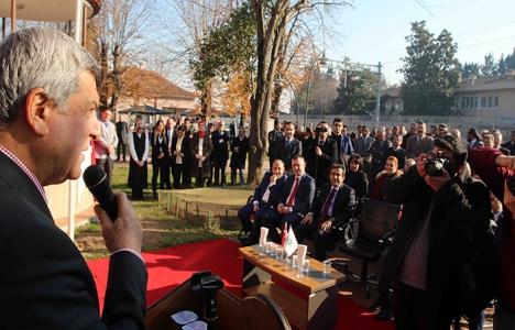 Kocaeli Üniversitesi Kültür Evi açıldı!