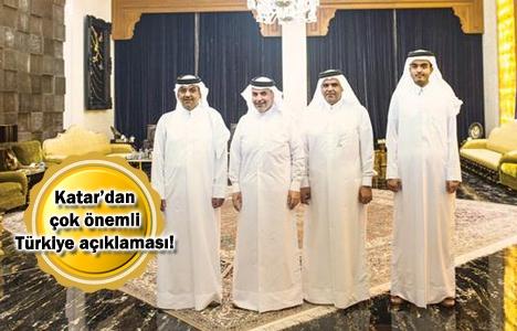 Katar'da sadece Türk inşaatçılar iş yapacak!