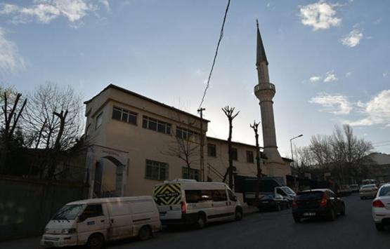 Çağlayan Bedir Camii