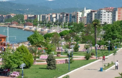Fatsa Karadeniz'e model