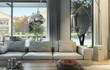 Terrace Doğa örnek villa!
