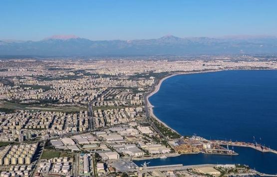 Antalya Muratpaşa'da 66.1 milyon TL'ye satılık gayrimenkul!