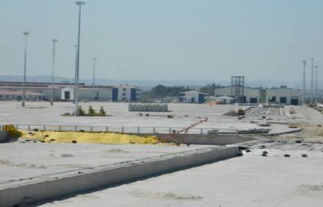 Eskişehir OSB, Hasanbey Lojistik Merkezi'ne bağlanacak!