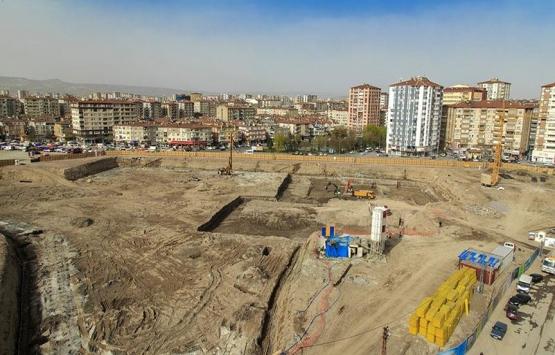 Kayseri'de kentsel dönüşüme