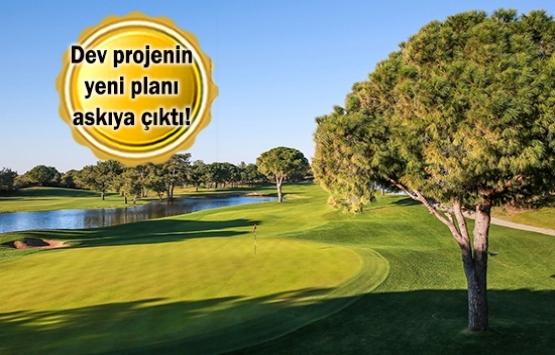 Mustafa Vehbi Koç Golf Tesisi için yeni imar planı!