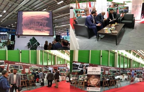 Şanlıurfa'nın dev projeleri Konya Kent 2018'de tanıtıldı!