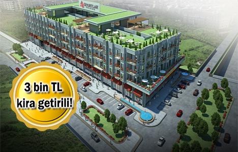 NCadde Ateş Corner'da fiyatlar 189 bin TL'den başlıyor! Yeni Proje!
