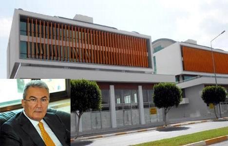 Deniz Baykal Antalya'daki iş merkezine kiracı arıyor!