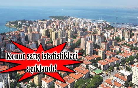 Türkiye'de Ekim ayında 104 bin 98 konut satıldı!