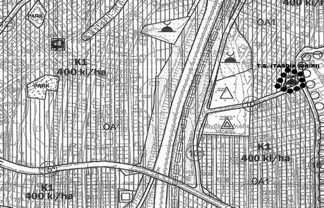Esenyurt Yenikent 568 ada imar planı askıda!