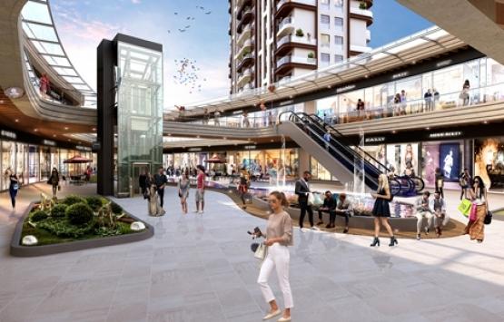 Luxera Meydan cadde dükkanları 770 bin TL'ye satışta!