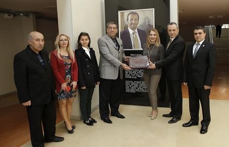 Erkut Soyak Anadolu Lisesi yeşil bina sertifikası aldı!