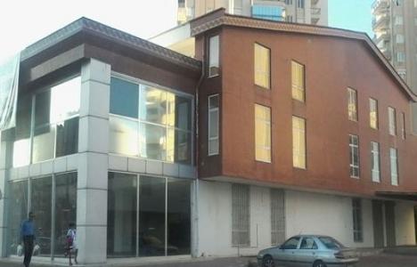 Antalya Muratpaşa Belediye binasına kira incelemedi!