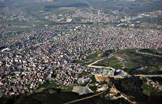 Arnavutköy Ömerli 1/5000 ölçekli plan tadilatı askıda!
