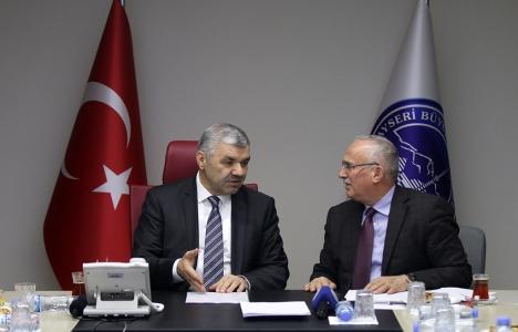 Mustafa Çelik: İlçelere