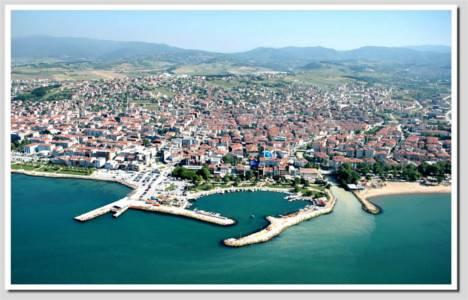Yalova şehir merkezi şuan bulunan noktanın 1,5 – 2 km ilerisine taşınacak!