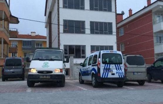 Konya'da inşaat iskelesinden düşen işçi hayatını kaybetti!