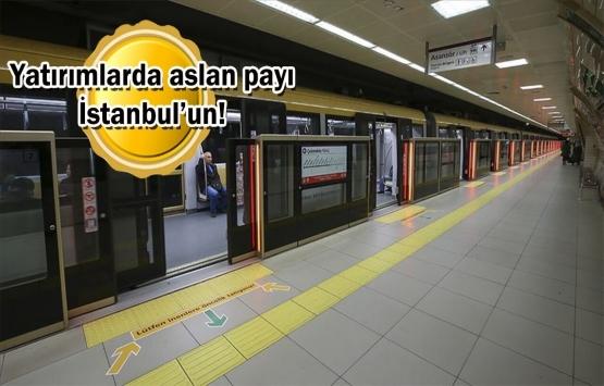 İstanbul'daki raylı sistem projelerine 5 milyar liralık bütçe ayrıldı!