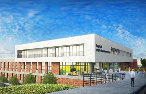 Başakşehir Engelli Rehabilitasyon Merkezi'nin inşaatı başladı!