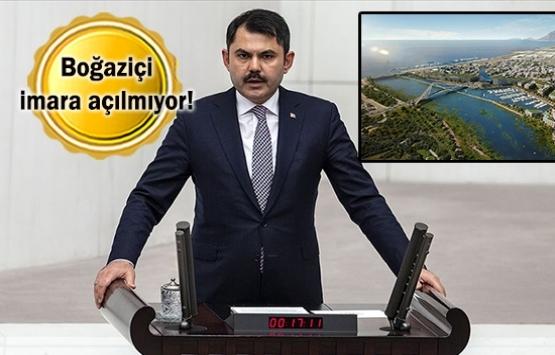 Kanal İstanbul, Boğaziçi'ni koruyacak ve kurtaracak!