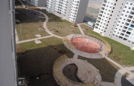 Şanlıurfa'da park ve