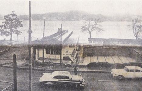 1970 yılında Boğaziçi