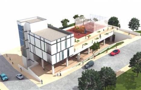 Abidinpaşa Aile Merkezi-Kapalı  Pazaryeri ve Spor Alanı açıldı!