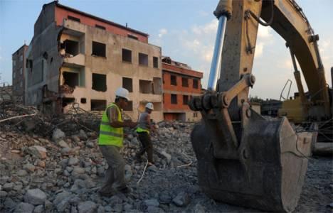 Kentsel dönüşüme en çok talep Kadıköy, Esenyurt ve Küçükçekmece'den geldi!