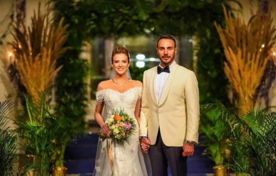 Simge Fıstıkoğlu ile Emir Tavukçuoğlu evlendi!