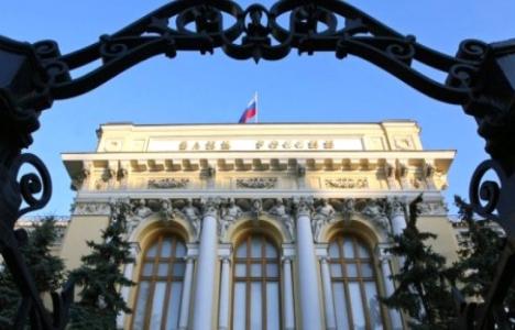 Rusya Merkez Bankası faizi değiştirmedi!