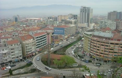 Bursa'da asansörlerin yüzde