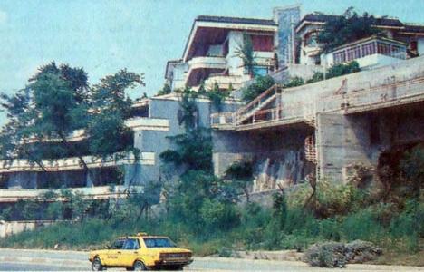 1992 yılında Salacak-Harem sahil yolu beton yığını olmuş!