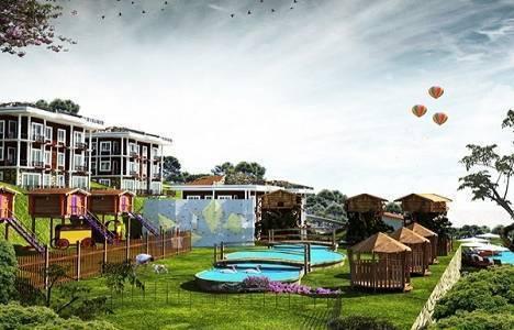 Green Village projesinde 239 bin TL'den başlayan fiyatlarla!