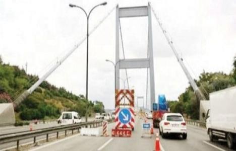 Boğaz Köprüleri'nin onarım