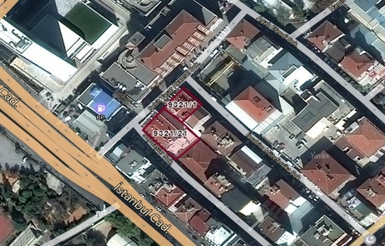 Altındağ'da 35.8 milyon TL'ye icradan satılık otel!