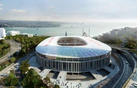 Vodafone Arena taraftarın