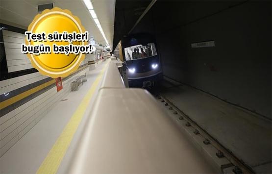Ataköy-İkitelli Metro Hattı Mayıs ayı sonunda açılıyor!