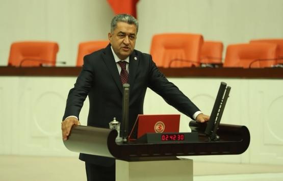 İzmir-Ankara Hızlı Tren Hattı için belirlenen dış krediyle ilgili soru önergesi!
